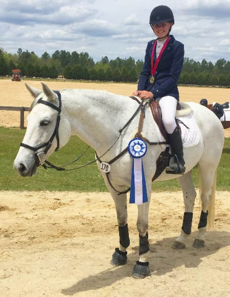 Finley Habenicht Grand Times Eventing The Carolinas Equestrian 01