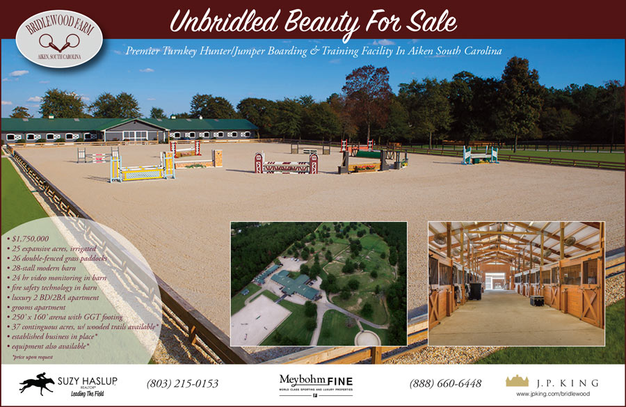 Bridlewood Farm The Carolinas Equestrian 01