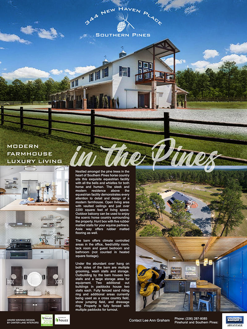 344 New Haven Place The Carolinas Equestrian